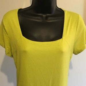 Premise Lime Green Top